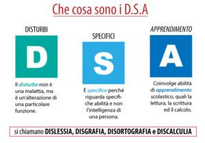 dsa2 300x209 - DISTURBI DELL'APPRENDIMENTO